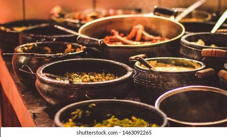 Brazilian Food - Comida Mineira - Tradicional Brazilian Food
