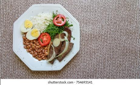 Brazilian food dish