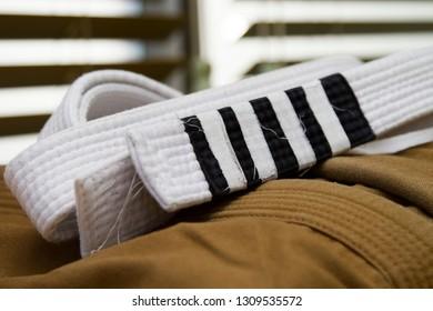 brazilian jiujitsu white belt