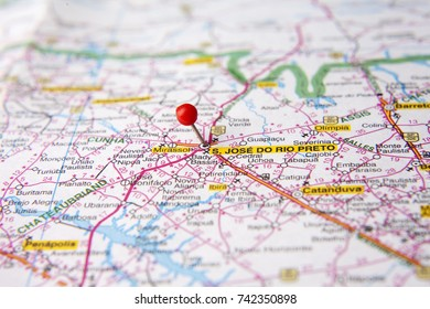 Sao Paulo State Map.Sao Paulo State Map Stock Photos Images Photography Shutterstock