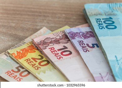 Brazilian money / reais