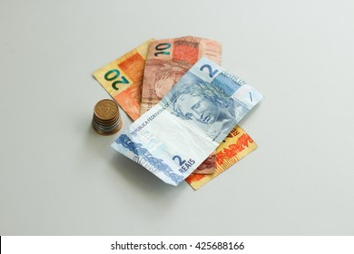 Brazilian real money