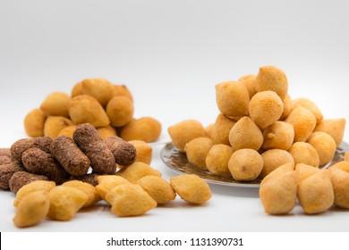 Brazilian snack mix.