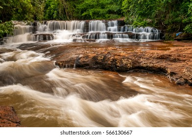 Brazilian Waterfalls