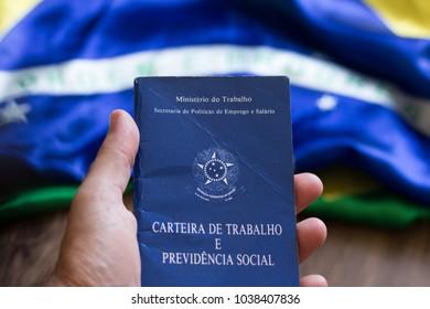 Brazilian work permit