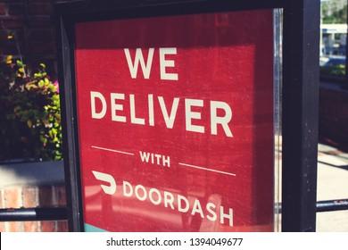 Doordash Images, Stock Photos & Vectors | Shutterstock