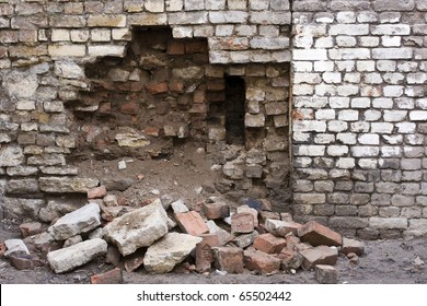 breach in the brick wall