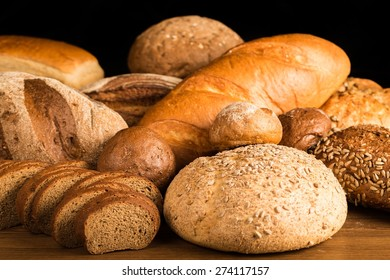 Bread, Bakery, Freshness.