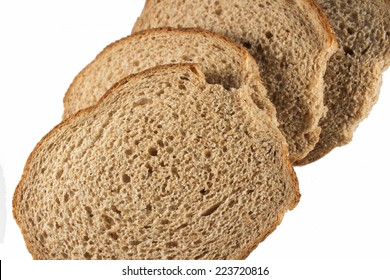 Bread composition isolated