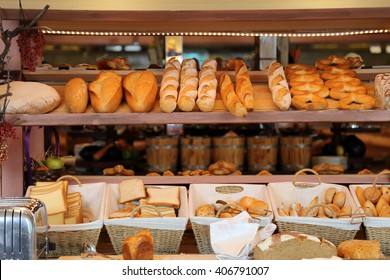 bread for display