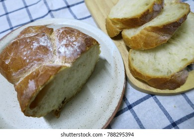 bread loaf and sheet