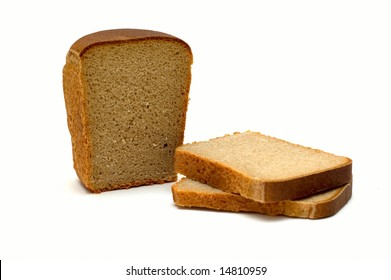 the bread over white