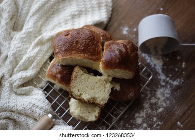 Bread plays essential roles in religious rituals and secular culture.  And Pav/ Dinner Roll is one type of Bread. LadiPav usually used for Eating Pav bhaji / Dabeli/Vadapav in India.