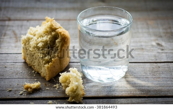 Bread and water