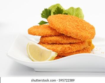 Breaded Chicken Chop