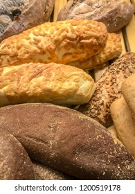 Breads of different types