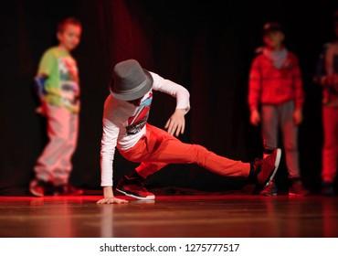 break dance style