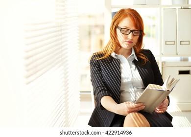 Break for reading