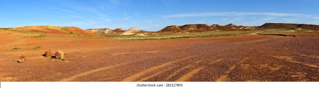 The Breakaways, South Australia