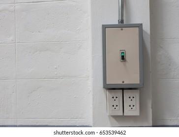 breaker of High voltage cabinet