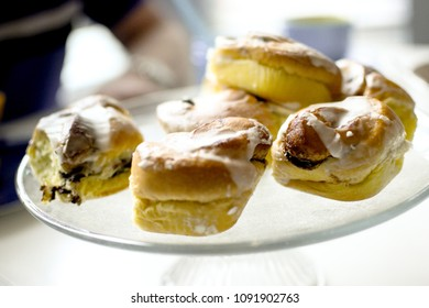 Breakfast Cinnamon Rolls