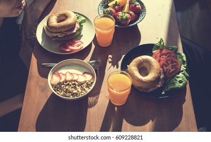 Breakfast is good for your health.