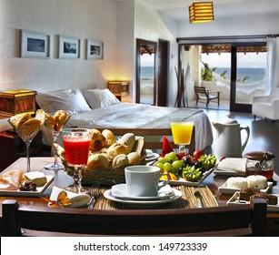Breakfast hotel