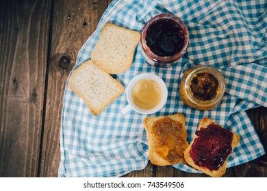 breakfast in italy