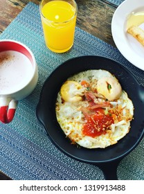 breakfast set ,eggs