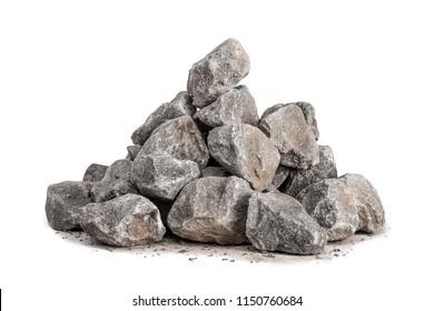 Breakstone 40-70mm on white background