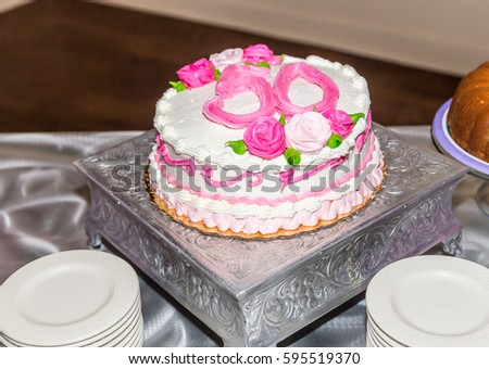 Breast Cancer Survivor 50th Birthday Cake Of A At Her Celebration Life