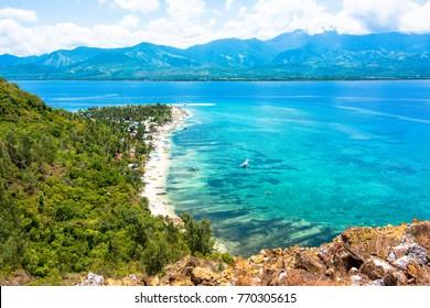 Breathtaking Beach in Iloilo, Philipines