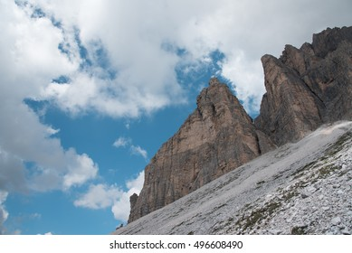 Breathtaking views of the Dolomites