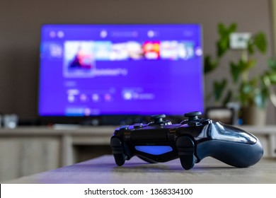 Ps4 Images, Stock Photos & Vectors | Shutterstock