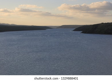 Breede River between Malgas and Infanta, South Africa