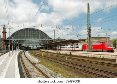 Bremen railway station, Bremen, Germany