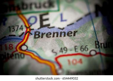 Brenner. Austria