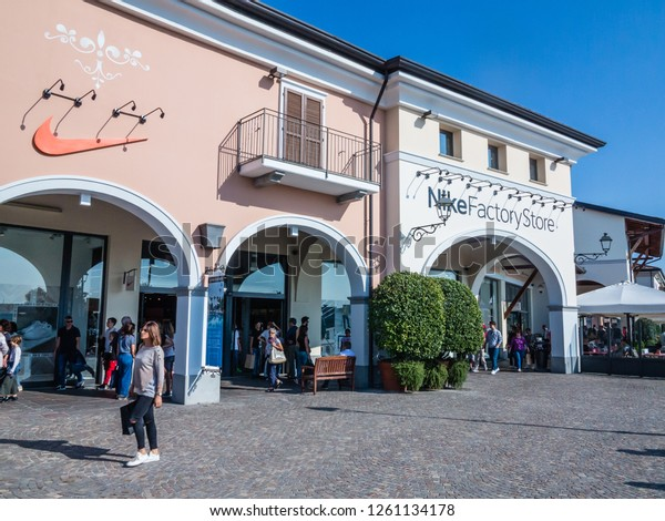 Brescia Italy 30 September 2018tfranciacorta Outlet Stock ...