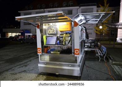 Mobile Health Unit Images, Stock Photos & Vectors | Shutterstock