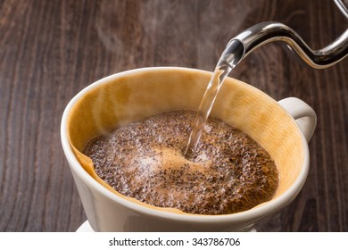 Is brewed coffee