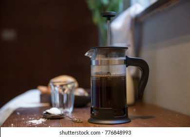 brewing coffe at home