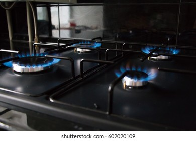 Brewing gas surface