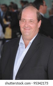 """Brian Baumgartner at the world premiere of """"License to Wed"""" at the Cinerama Dome, Hollywood. June 26, 2007  Los Angeles, CA Picture: Paul Smith / Featureflash"""