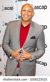 """Brian Courtney Wilson attends the ASCAP and Motown Gospel """"Morning Glory"""" Breakfast at the Mandarin Oriental Hotel on March 24th, 2018 in Las Vegas, Nevada - USA"""