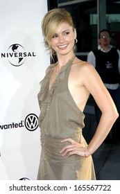 Brianna Brown at THE 40 YEAR-OLD VIRGIN Premiere, The Arclight Cinema, Los Angeles, CA, August 11, 2005