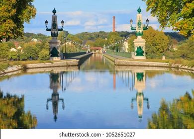 Briare aqueduct, France