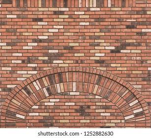 Brick Archway Background