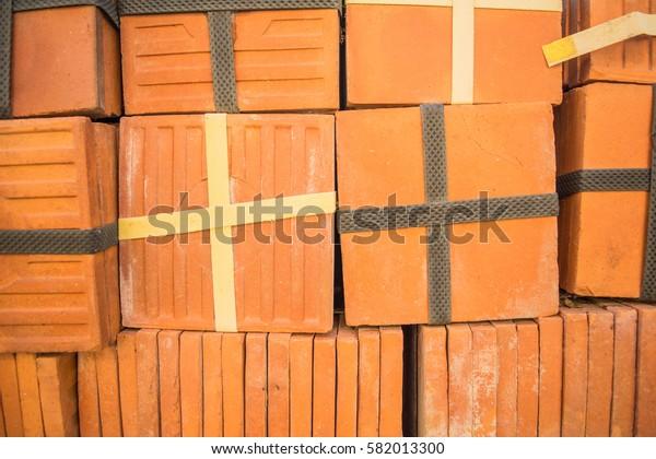 Brick before use