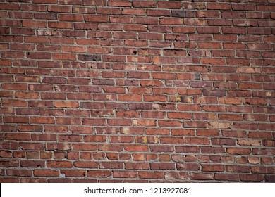 Brick close-up texture