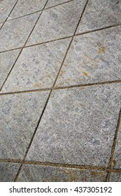 brick in  legnano  street lombardy italy  varese abstract   pavement of a curch and marble